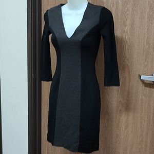 French Connection Two Toned Dress Size 6